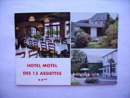 §  Cp  Multivues   Pontaubault  Le Val St Pere  Avanches  50 - Avranches