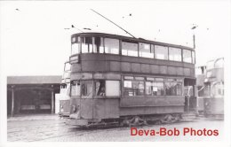 Tram Photo LIVERPOOL Corporation Tramcar Standard Car 459 LCPT Tramway - Trains
