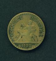 FRANCE - 1923 50c Circ. - France