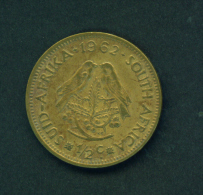 SOUTH AFRICA - 1962 1/2c Circ. - South Africa