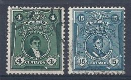 13054675  PERU  YVERT  Nº  249/250 - Peru