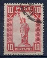 13054687  PERU  YVERT  Nº  294 - Perú