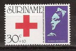 Suriname 604 MNH ; Croix Rouge, Cruz Roja, Red Cross, Rode Kruis 1973 NOW SPECIAL SURINAME SALE - Suriname ... - 1975