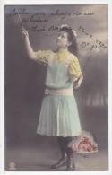 Children Ca 1900 Vintage Photo  Postcard Playing With Yo Yo Cpa Ak  (W3_1966) - Portraits