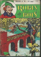 ROBIN DES BOIS  N° 20  -  JEUNESSE & VACANCES 1966 - Petit Format