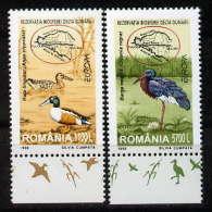 Rumänien / Romania / Roumanie 1999 Satz/set EUROPA ** - Europa-CEPT