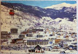 CHANTEMERLE SERRE CHEVALIER Station Internationale De Ski - Cpsm Voyagée 1977 état Correct - Serre Chevalier