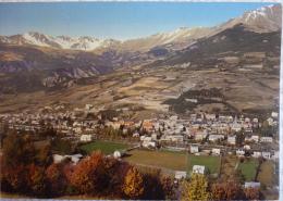 BARCELONNETTE Alt 1132 M - Vue Générale, à Gauche Le Massif De L'oupillon - Cpsm Non écrite Correcte - Barcelonnette