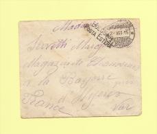 Posta Militare N 4A Divisione - Bologna - Posta Estera - 1915 - Zonder Classificatie