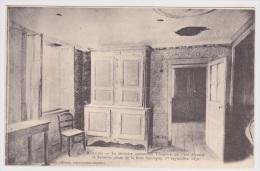 BAZEILLES -  N° 9 - LA DERNIERE CARTOUCHE - CHAMBRE DE LA LUTTE HEROIQUE DU 1er SEPT. 1870 - Other Municipalities