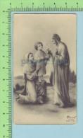 Italy AR-2316 ( Sainte Famille  ) Image  Photo-gelatine Image Pieuse Recto-verso - Images Religieuses
