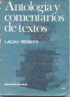 MARIA HORTENSIA PALISA MUJICA DE LACAU - MABEL V. MANACORDA DE ROSETTI EDITORIAL KAPELUSZ  - ANTOLOGIA Y COMENTARIOS DE - Ontwikkeling
