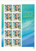 2000 Sydney Olympics Gold Medallists  Lauren Burns - Summer 2000: Sydney