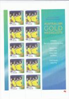 2000 Sydney Olympics Swimming 4x100Freestyle Relay - Ete 2000: Sydney