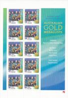 2000 Sydney Olympics Swimming Men's 4x200 Freestyle Relay - Summer 2000: Sydney