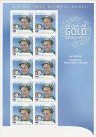 2004 Athens Olympics Gold Medallist Ian Thorpe - Summer 2000: Sydney