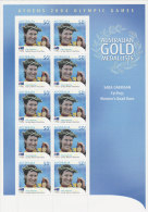 2004 Athens Olympics Gold Medallist Sara Carrigan - Ete 2000: Sydney