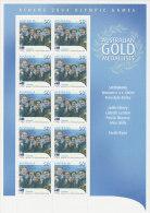2004 Athens Olympics Gold Medallist Swimming Women's 4x100 - Ete 2000: Sydney
