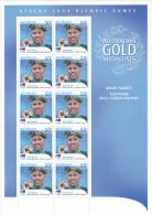 2004 Athens Olympics Gold Medallists  Grant Hackett  1500n Freestyle - Summer 2000: Sydney