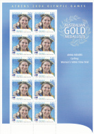 2004 Athens Olympics Gold Medallists Anna Mears Cyclyng - Summer 2000: Sydney