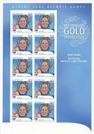 2004 Athens Olympics Gold Medallists Jodie Henry  MNH - Summer 2000: Sydney
