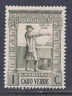 Cape Verde, Scott # 234 Mint Hinged Vasco Da Gama, 1938 - Cape Verde