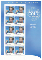 2004 Athens Olympics Gold Medallists Ryan Bayley Cycling - Ete 2000: Sydney