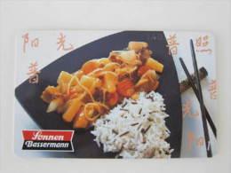 Germany Chip Phonecard,K241 03.94 Sonnen Bassermann,used - Food