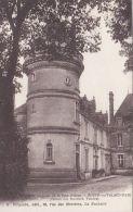 Cp , 85 , SAINT-CYR-en-TALMONDAIS , Château De La Cour D´Aron - Moutiers Les Mauxfaits