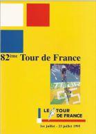 Sport, Cyclisme, Tour De France 1995 / Photos, Cartes Des étapes /  Publicités / Montre Festina, Richard Virenque .../ - Sport
