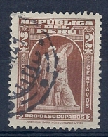 13054701  PERU  YVERT  Nº  355 - Perú