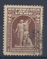 13054702  PERU  YVERT  Nº  355 - Peru
