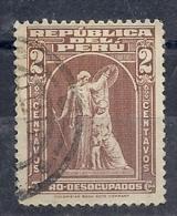 13054707  PERU  YVERT  Nº  355 - Perú