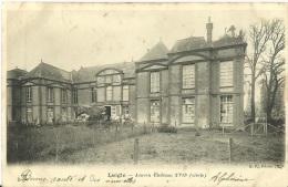 13 - LAIGLE - Ancien Château XVIIe (siècle) - 1904 - (noir Et Blanc) - L'Aigle