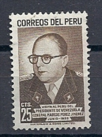 13054739  PERU  YVERT  Nº  439 - Peru