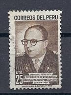 13054740  PERU  YVERT  Nº  439 - Peru