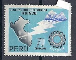 130604759  PERU  YVERT  Nº  477 - Peru