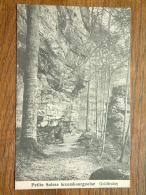 Petit Suisse Luxembourgeoise Goldfralay / Anno 1911 ( Zie Foto Voor Details ) !! - Muellerthal