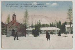 Slovakia - Die Hohe Tatra - Alt-Schmecks Mit Rom.Kat.Kirche - Slovaquie