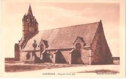 Dépt 29 - PENMARCH - Saint-Guénolé - Chapelle De La Joie - Penmarch