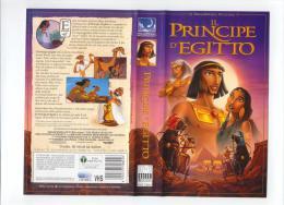 IL PRINCIPE D´EGITTO - DREAM WORKS PICTURES  - VHS - USATA - Cartoni Animati
