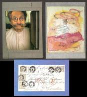 Philately 1986 - 1990 Sweden MNH 3 Postcards From Postmuseum Stockholm - Postal Services