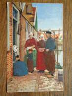 Photochromie Serie 292 Nr. 4486 - Anno 1920 Gelopen Neuzen ( Zie Foto Voor Details ) !! - Holanda
