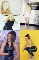 4 Foto Della Spice Girls - Cantanti  9 - Chanteurs & Musiciens