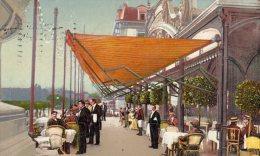 GENEVE  Terrasse Et Restaurant Du Kursaal - GE Geneva
