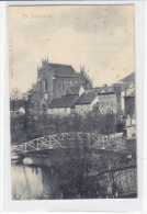 Pr. Stargard - 1907 Bahnpost - Pommern