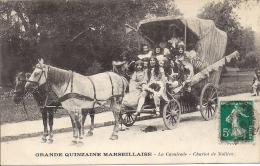 MARSEILLE  GRANDE QUINZAINE MARSEILLAISE    LA CAVALCADE - Ohne Zuordnung