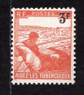 FRANCE 1945  -  Y&T 750 - Au Profit Des Tuberculeux - NEUF** - Unused Stamps
