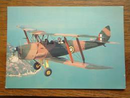 De HAVILLAND DH.82A Tiger Moth T6645 (G-AIIZ) - Anno 1981 ( Zie Foto Voor Details ) !! - 1939-1945: 2ème Guerre