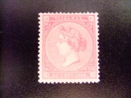 ANTILLAS - ANTILLES ESPAGNOLES  AÑO 1868  ISABEL II  Edifil Nº 15 (*)  Yvert Nº 29  (*) Sin Goma - Puerto Rico